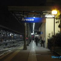 Stazione di Arezzo (lato binari) MC2009, Ареццо