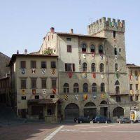 Piazza grande, Ареццо