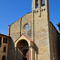 Arezzo: Chiesa di S. Domenico (19-08-2010), Ареццо