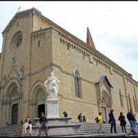"""Il Duomo di Arezzo - per Patrizia, """"Lillivaga"""", Ареццо"""