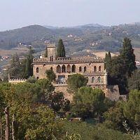 Castello di Badia già Abbazia di Marturi, Виареджио