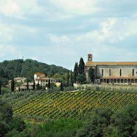 San Lucchese taken from Fortezza di Poggio Imperiale, Виареджио