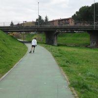 Sport sulla passeggiata verde, Виареджио