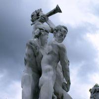 Monumento ai caduti del marmo (particolare), Каррара