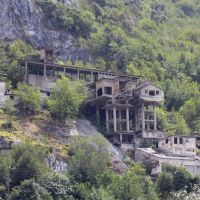 Torano - ex cementificio, Каррара