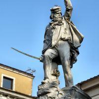 CARRARA. A Garibaldi, Каррара