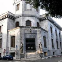 CARRARA. Palazzo delle Poste, Каррара