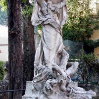 CARRARA. Piazza Antonio Gramsci, Каррара