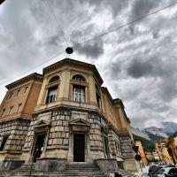 """Carrara - ex """"casa del balilla"""", Каррара"""