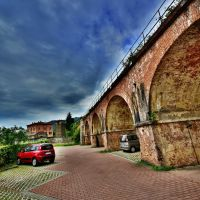 Carrara - ponte vecchia ferrovia marmifera, Каррара