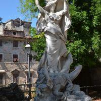 Piazza Antonio Gramsci - Carrare (Italie), Каррара