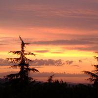 tramonto, Лючча
