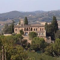 Castello di Badia già Abbazia di Marturi, Лючча