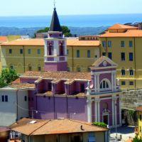 Massa La chiesa della Madonna del Monte, Масса