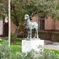 agnello - scultore anonimo, Масса