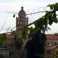 Duomo di Massa visto dai Cappuccini, Масса