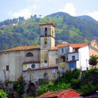Massa, la chiesa di San Martino, Масса