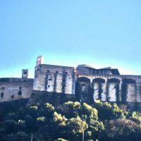 Il castello Malaspina, particolare, Масса