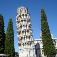PISA Tower, Пиза