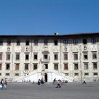 ITALIA Palacio de los Ancianos Plaza de los Caballeros, Pisa, Пиза