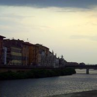 Pisa. At the end of the day..., Пиза