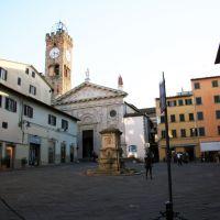Piazza, Poggibonsi, Пистойя
