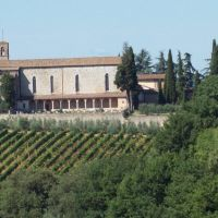 Basilica di San Lucchese dal Cassero della Fortezza, Пистойя