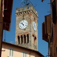 Torre della Collegiata, Пистойя