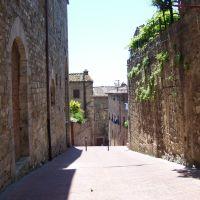 San Gimigiano, Пистойя