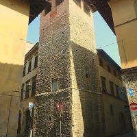 Prato - Torre degli Ammannati., Прато