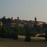 Toritta di Siena, Сьена