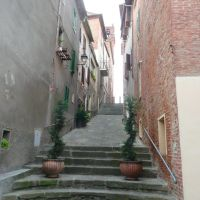 Entrée à Torrita di Siena, Сьена