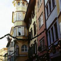 Bolzano, torre, dicembre 2001, Больцано