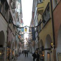 Via dei Portici - Laubengasse - Bolzano - Bozen, Больцано