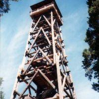 Italien / Italy - Südtirol - Bauernkohlern - Aussichtsturm - 08.2000 (Beste Aussicht auf Bozen und Umland - sehr zu empfehlen), Больцано