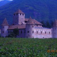 Bozen/Bolzano, Schloss Maretsch - Castel Mareccio, Больцано