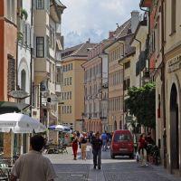 Bolzano, Via Dei Portici, Больцано