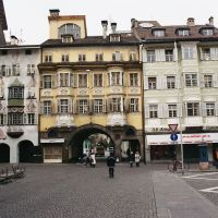 Bozen, Rathausplatz, Больцано
