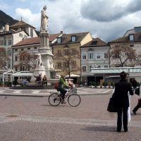 Waltherplatz - Piazza Walther, Больцано