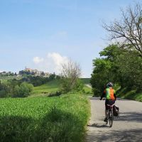 Approaching Qualdo Cattaneo, Перуджиа
