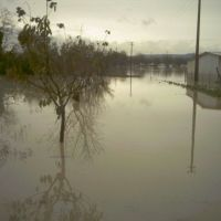 San Martino in Campo - flood, Перуджиа