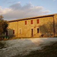 """Casolare nei pressi del """"Castello di Rosciano"""", Перуджиа"""
