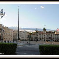 Trieste * Piazza Unità, Триест