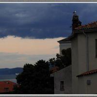 Trieste - Prima del temporale, Триест
