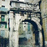 Richard Arch, Триест