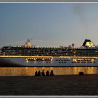 CRYSTAL SERENITY, Триест