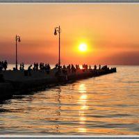 Sunset, Триест