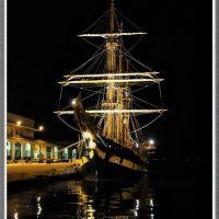 Palinuro - Italian Navy Schooner  - School Ship, Триест