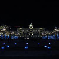 Trieste a Natale,Piazza dellUnità dItalia, Триест