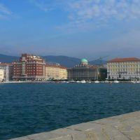 Golfo di Trieste - Трієст Затока, Триест